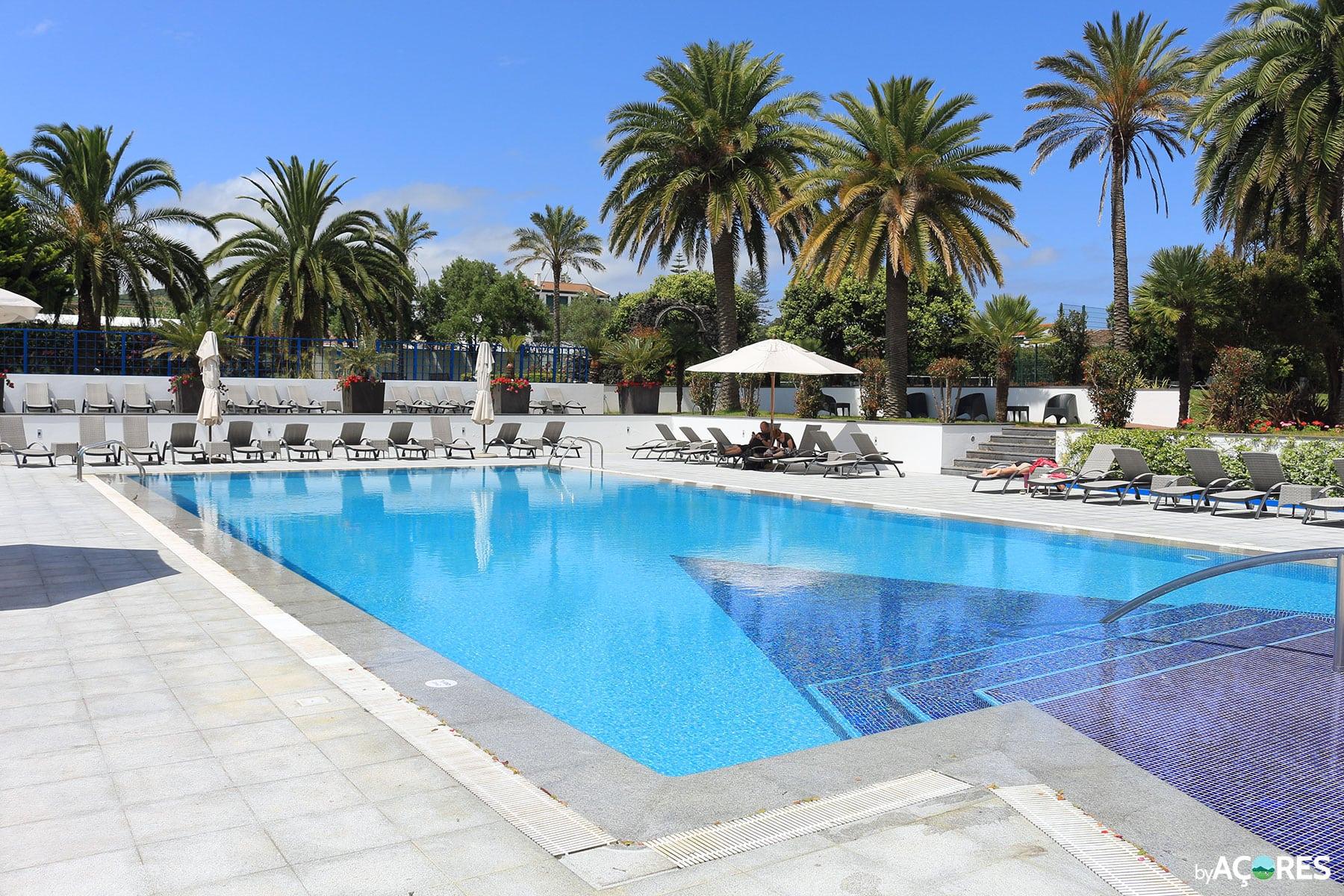 Azoris Royal Garden Hotel - Piscina Exterior