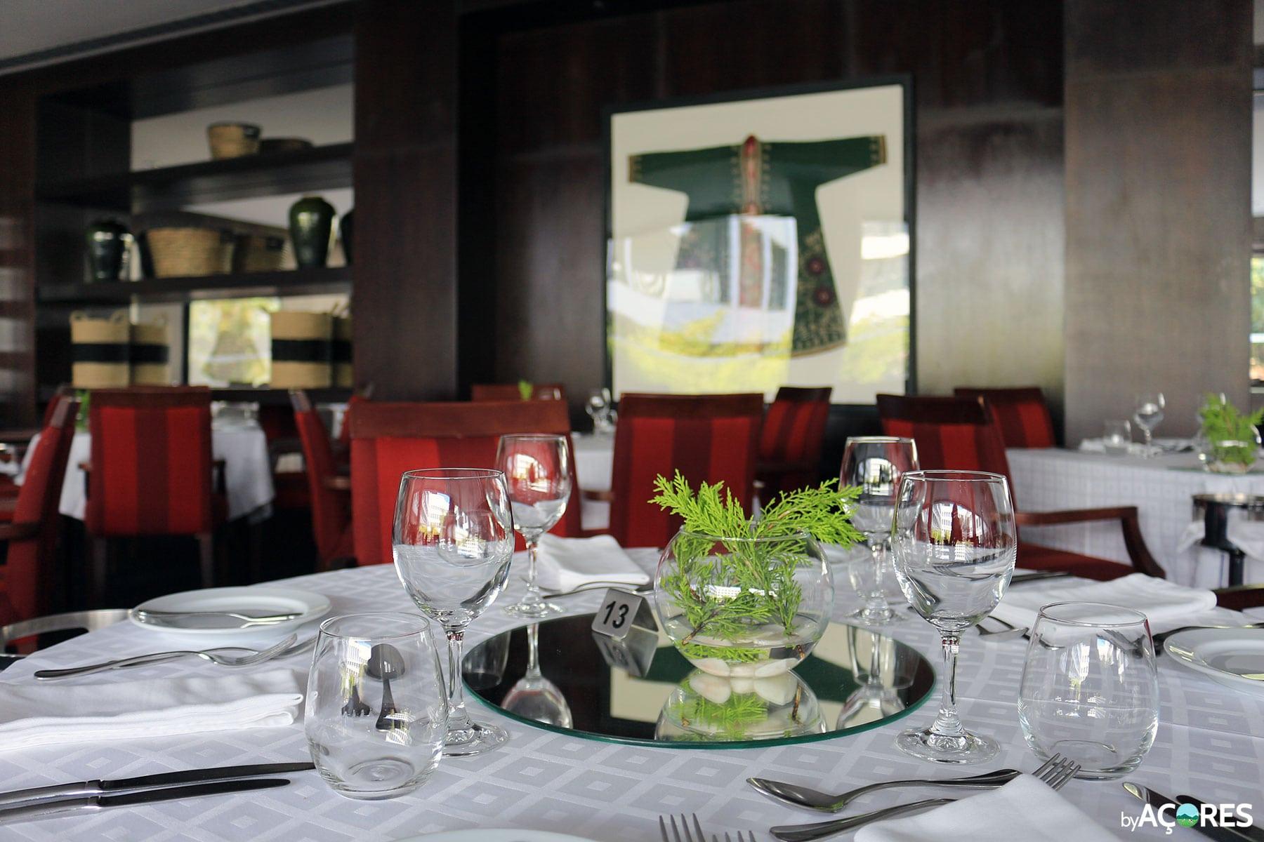 Azoris Royal Garden Hotel - Restaurante
