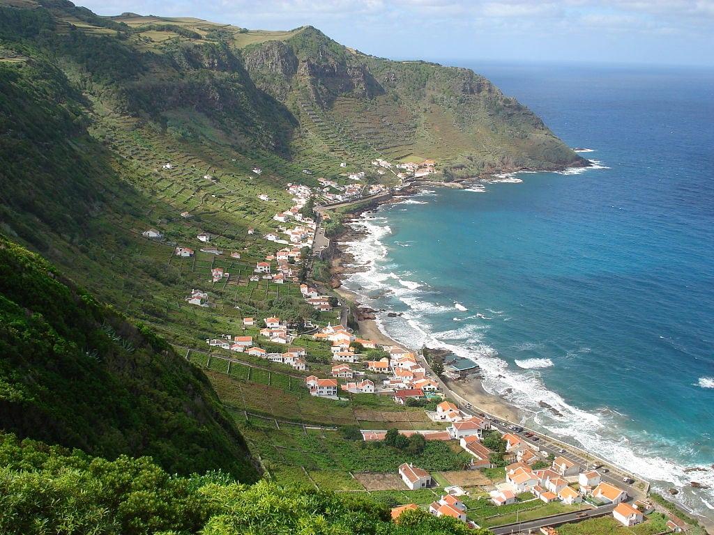 Baía de São Lourenço - Santa Maria - Açores