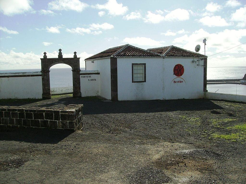 Forte de São Brás - Santa Maria - Açores