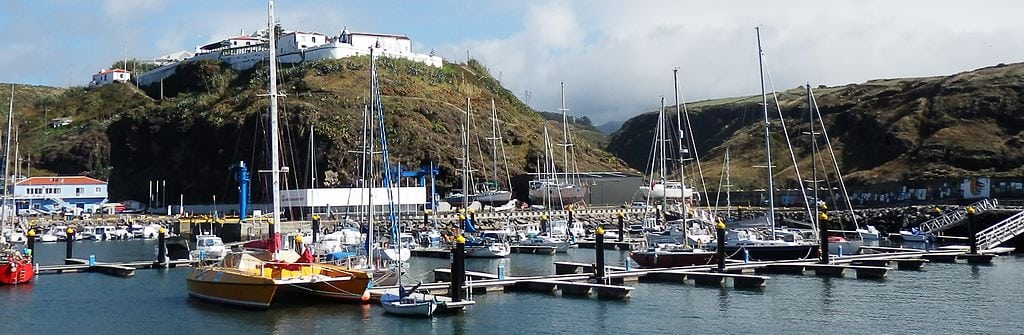 Marina de Vila do Porto - Santa Maria - Açores