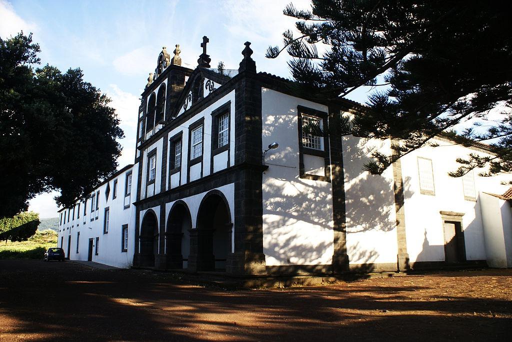Convento de São Pedro de Alcântara, São Roque, ilha do Pico, Açores