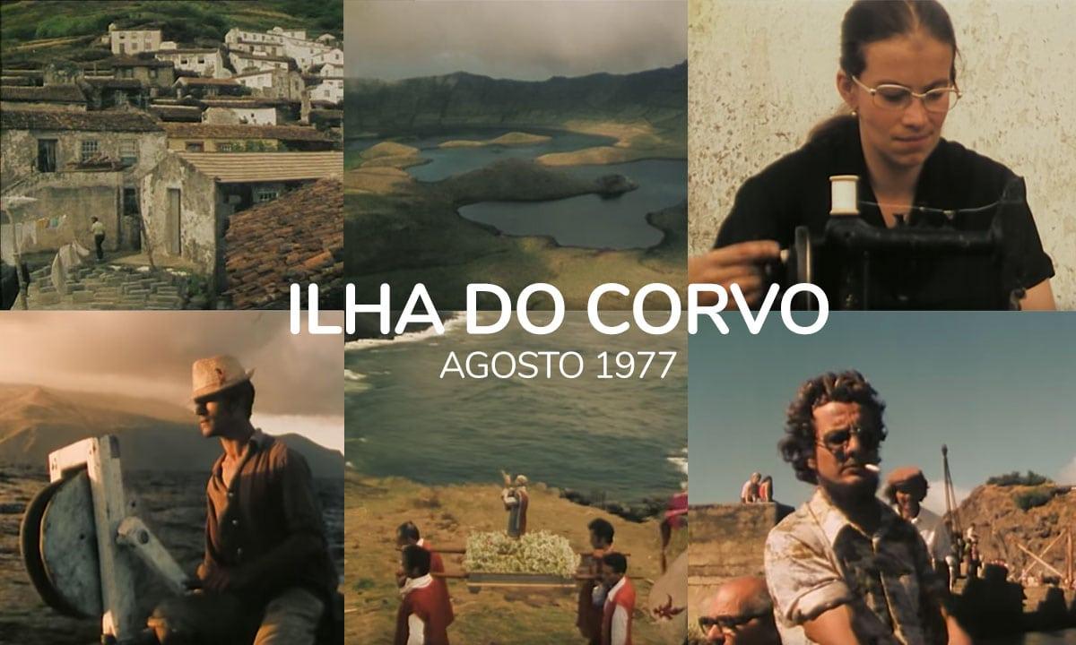 A Ilha do Corvo em 1977 – Vivências e recordações de outros tempos