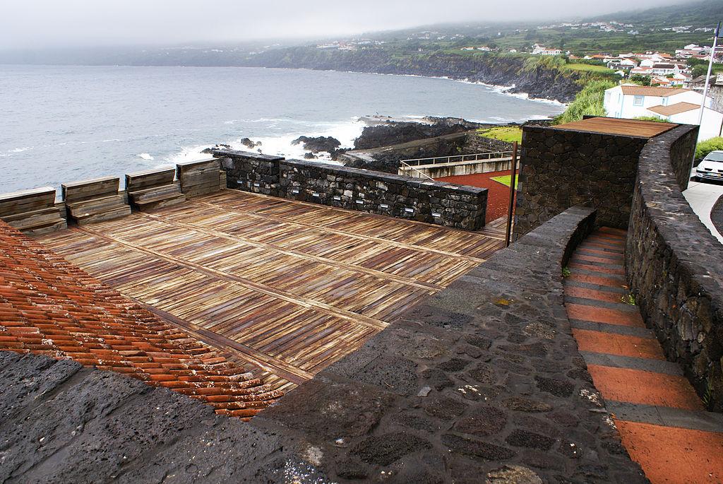 Forte de Santa Catarina, Ilha do Pico - Açores