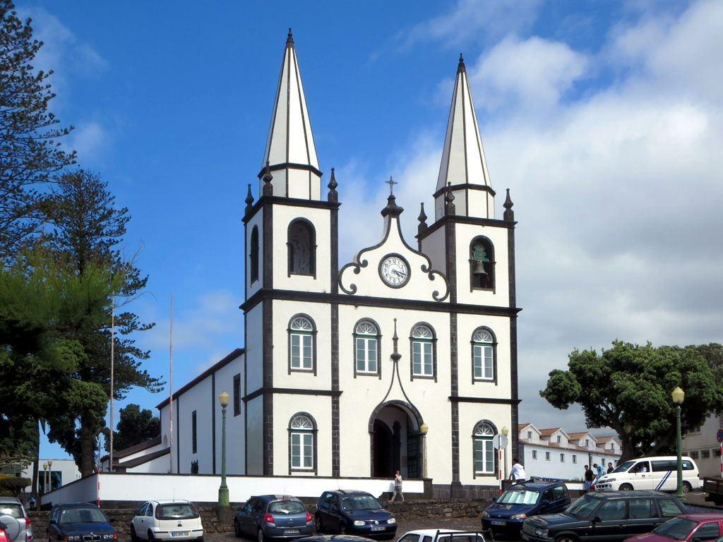 Igreja de Santa Maria Madalena, Ilha do Pico - Açores