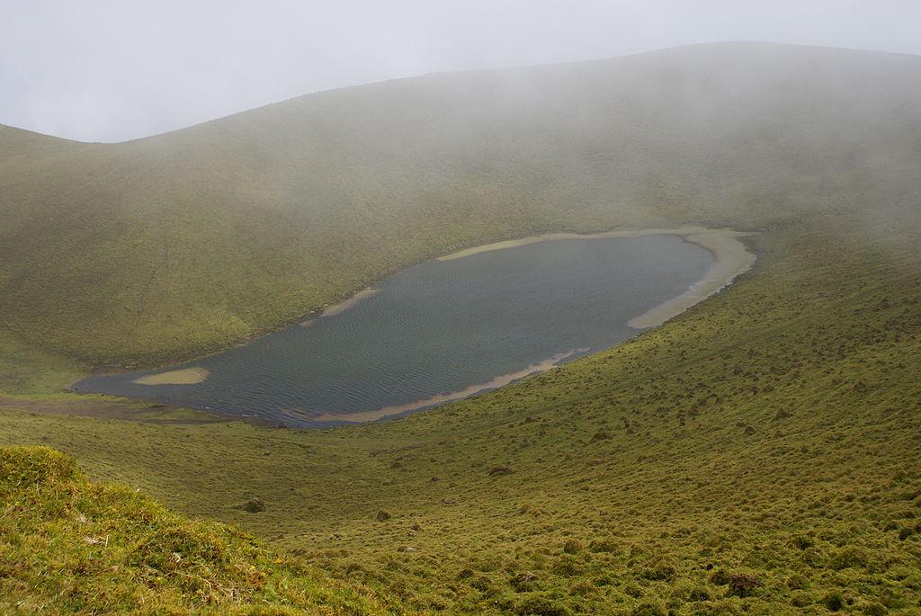 Lagoa Rosada, Pico - Açores