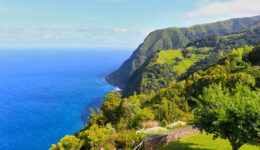 Miradouro da Ponto do Sossego - Nordeste, São Miguel - Açores
