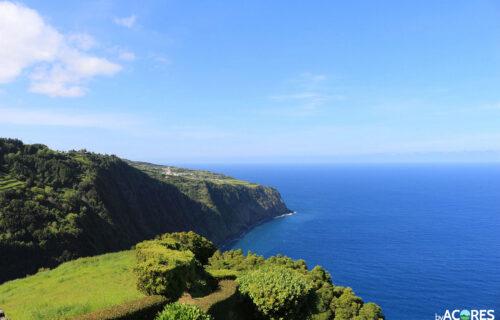Vista do Miradouro da Ponta da Madrugada