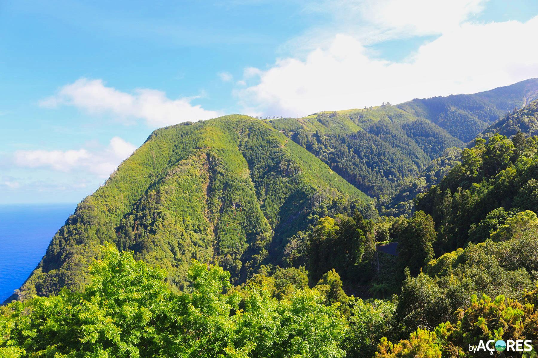 Vista do Miradouro da Ponta da Madrugada II