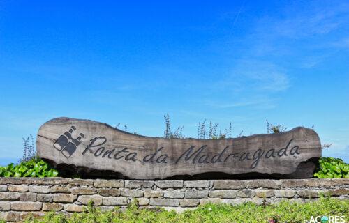 Miradouro da Ponta da Madrugada – Entrada