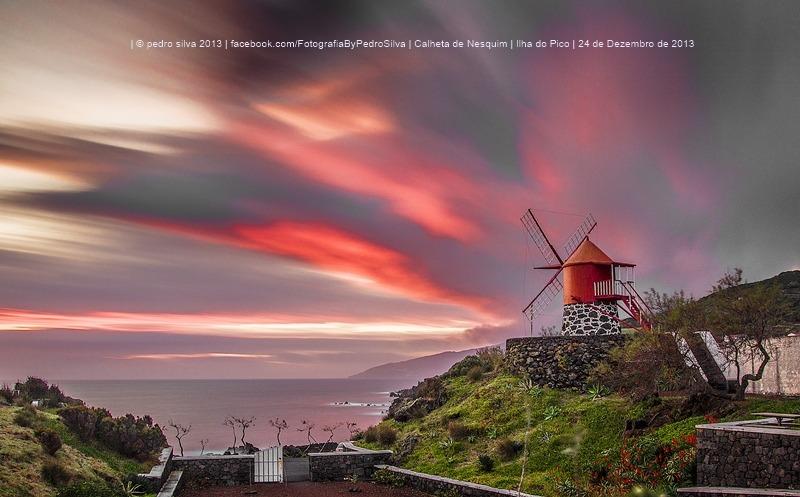 Moinho do Morricão - Pico, Açores