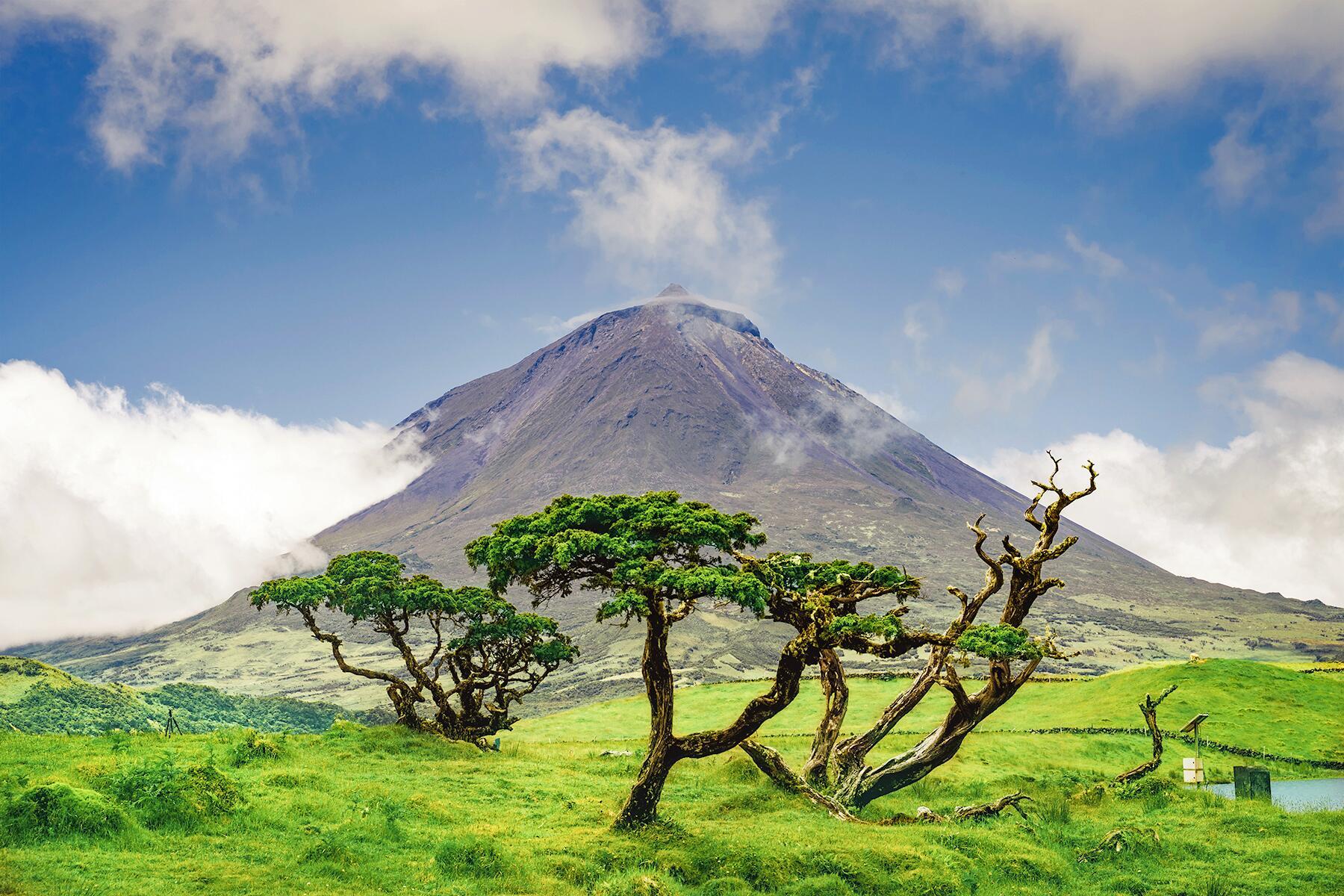 Montanha do Pico, Ilha do Pico - Açores