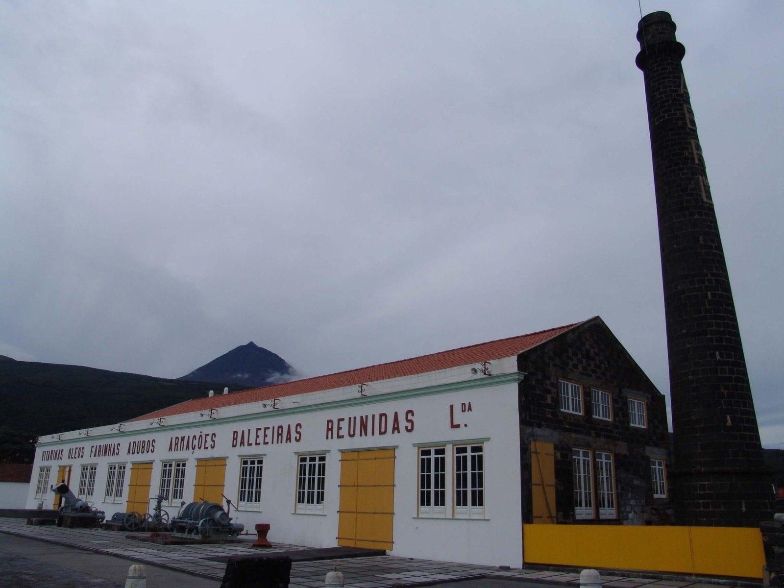 Museu da Indústria Baleeira - São Roque do Pico, Ilha do Pico - Açores