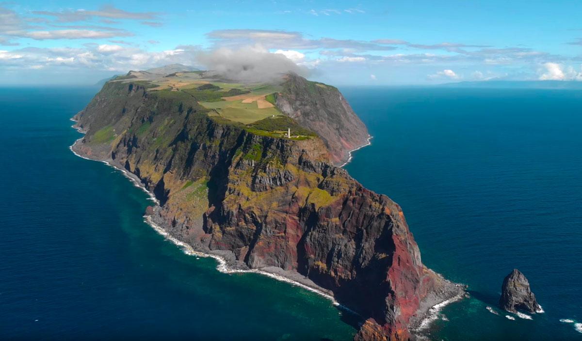 Fantásticas imagens, de cortar a respiração, da Ilha de São Jorge