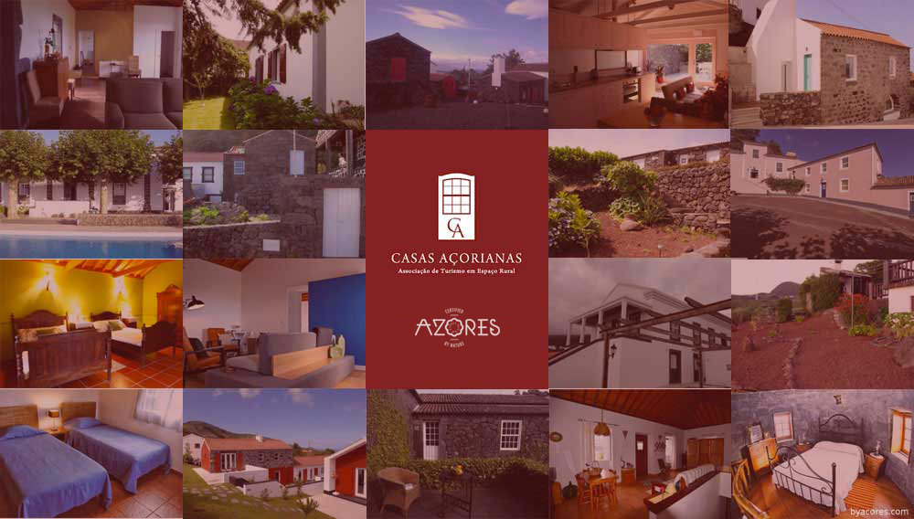 Casas Açorianas - Turismo em Espaço Rural - Açores