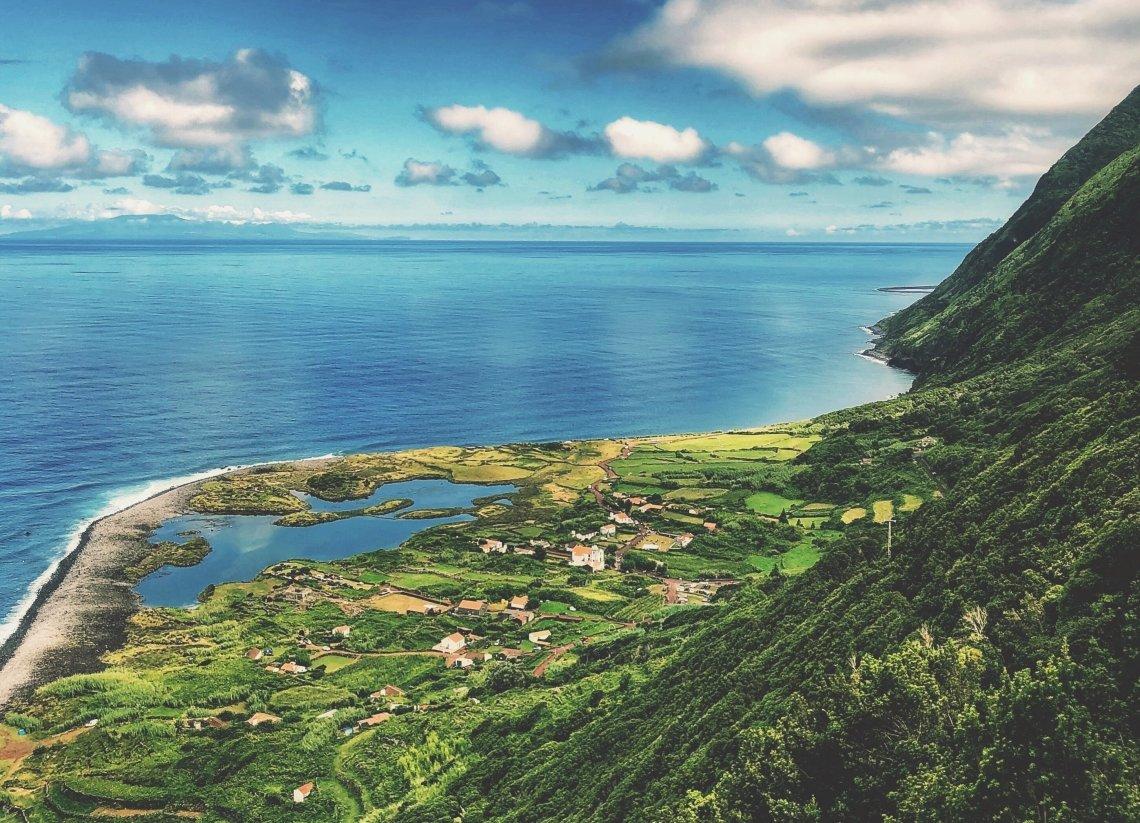 Fajã dos Cubres - Ilha de São Jorge, Açores