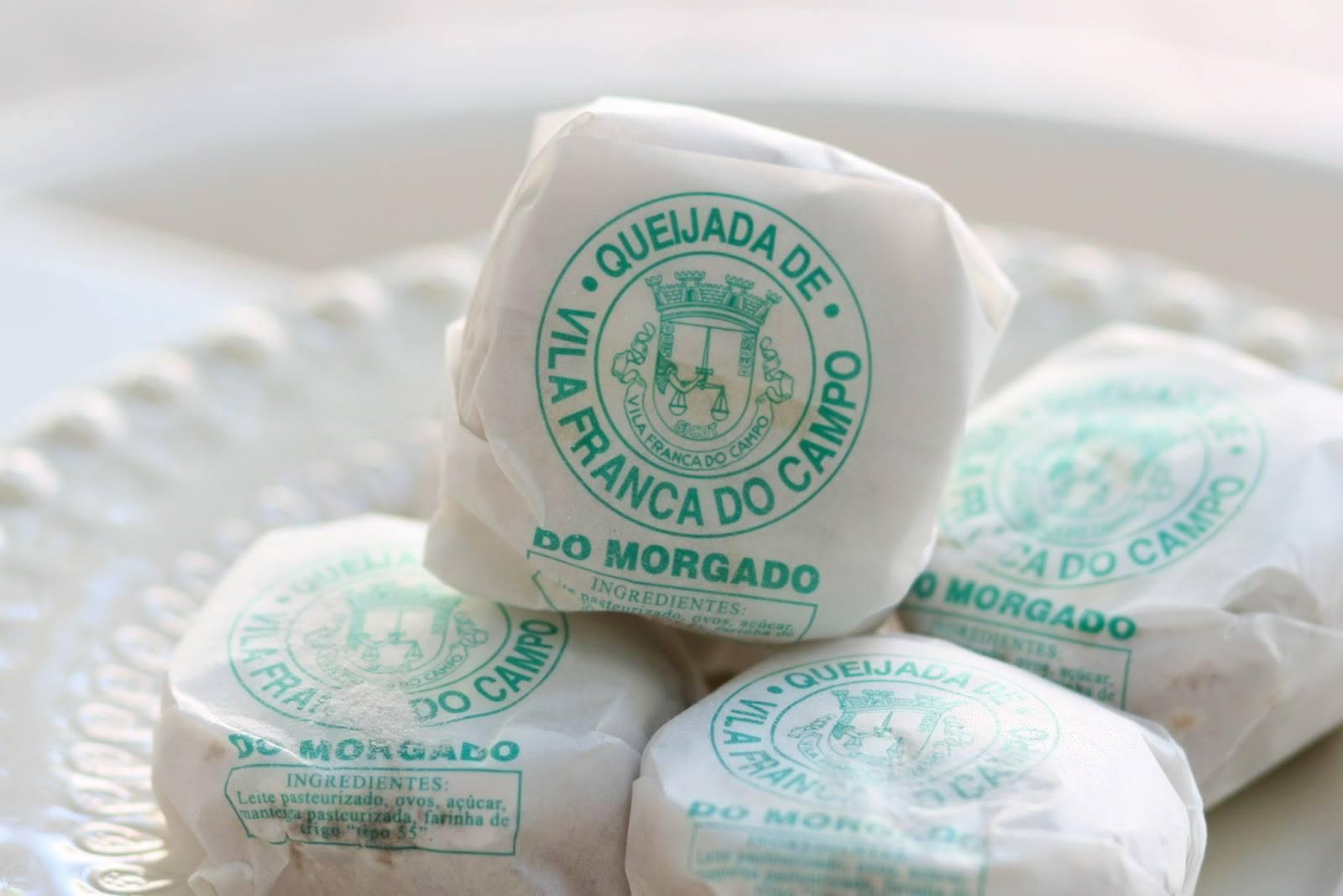 Queijadas da Vila - Morgado - Açores