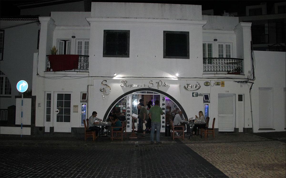 Restaurante São Pedro, Ponta Delgada - Açores