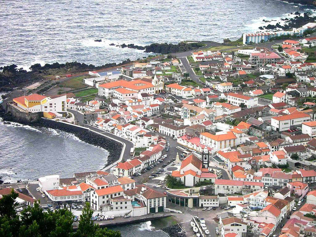 Velas, Ilha de São Jorge - Açores