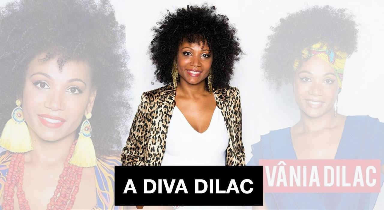 Diva Dilac - Vânia Dilac - The Voice Portugal