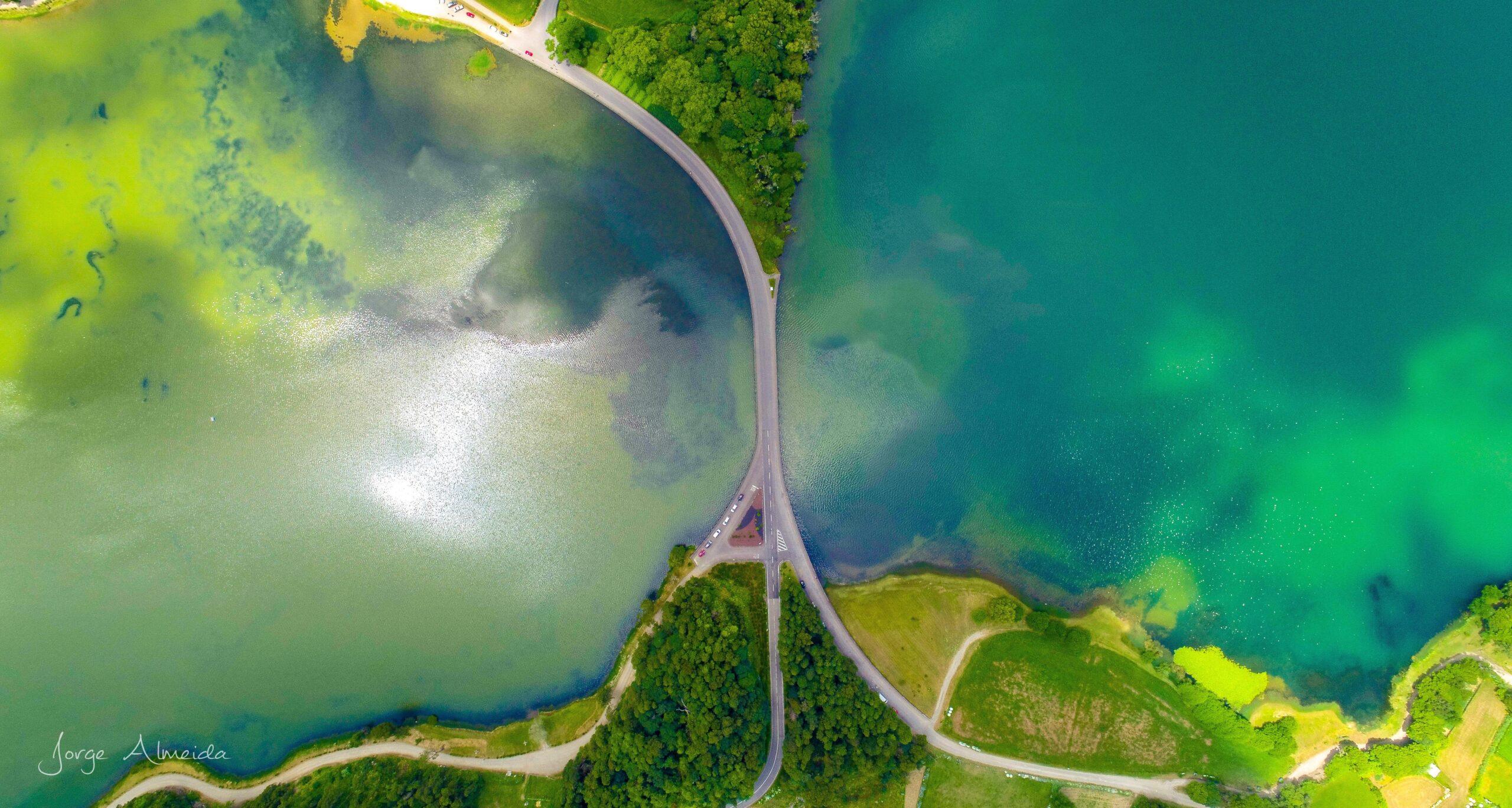 Lagoa das 7 Cidades. Incrível!