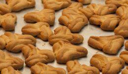Biscoitos de Orelha de Santa Maria