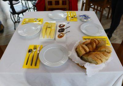 Pequeno Almoço - Quinta da Queiró