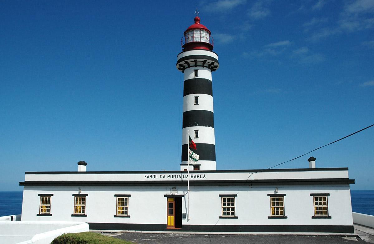 Farol da Ponta da Barca, Ilha Graciosa