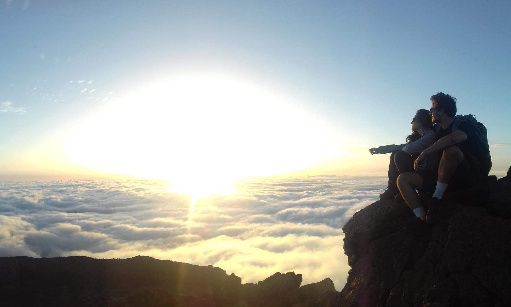 Amanhecer na Montanha, Tripix Azores
