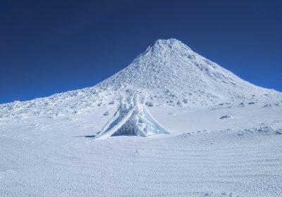 Neve Montanha do Pico - Fev 2019 - (C) Rui Goulart