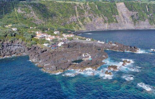 Piscinas Naturais do Varadouro – Ilha do Faial