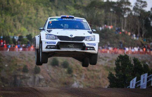 Galeria de fotos Azores Rallye 2019