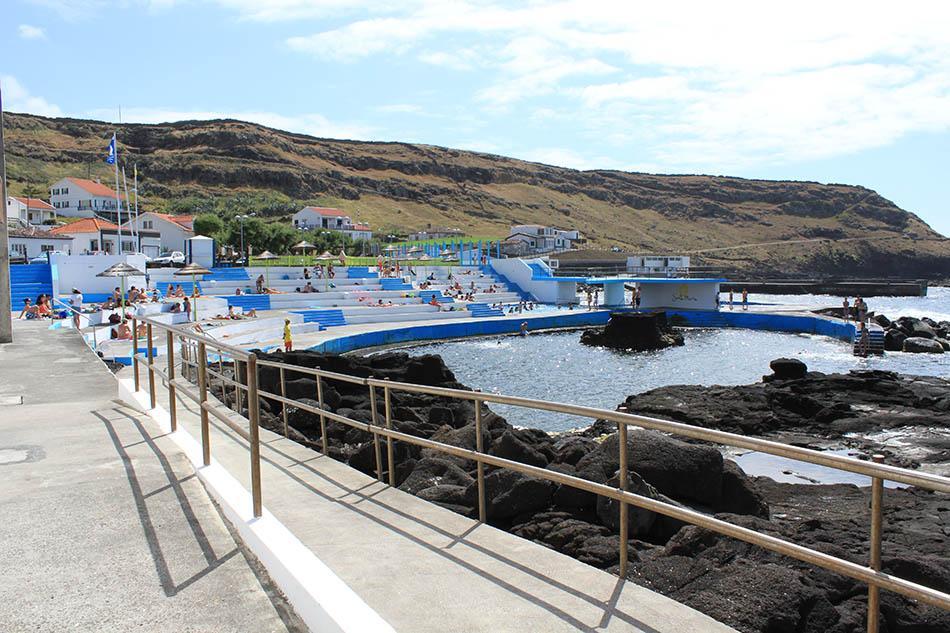Anjos - Piscinas Naturais - Santa Maria, Açores