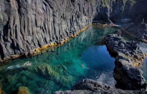 Piscina Natural / Poça Simão Dias – Ilha de São Jorge