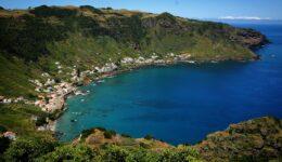 Baía de São Lourenço, Ilha de Santa Maria, Açores