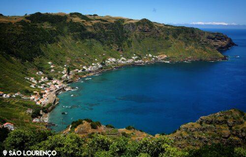 Baía de São Lourenço – Ilha de Santa Maria