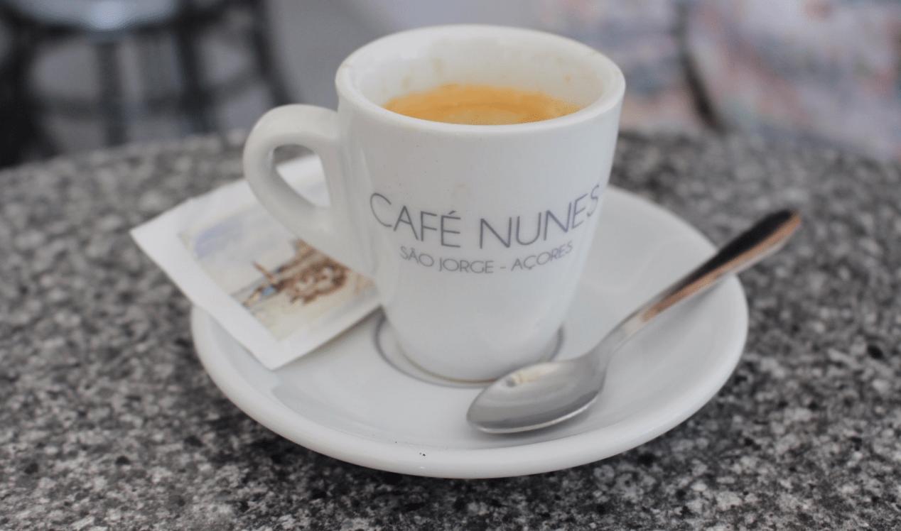 Café Nunes - São Jorge, Açores
