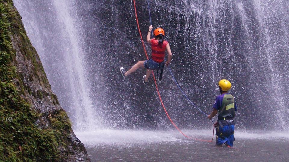 Canyoning Açores