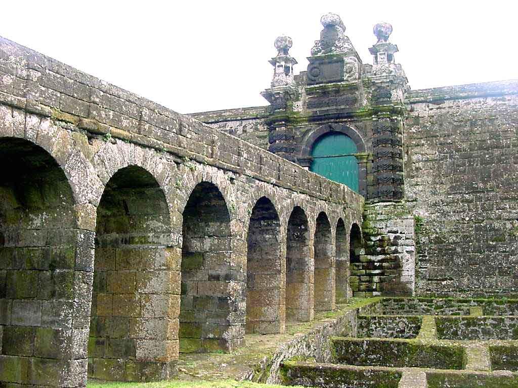 Fortaleza de São João Baptista - Angra do Heroísmo, Terceira - Açores