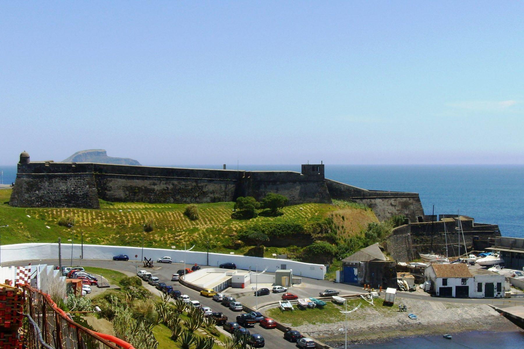 Forte de São Brás - Angra do Heroísmo - Terceira, Açores