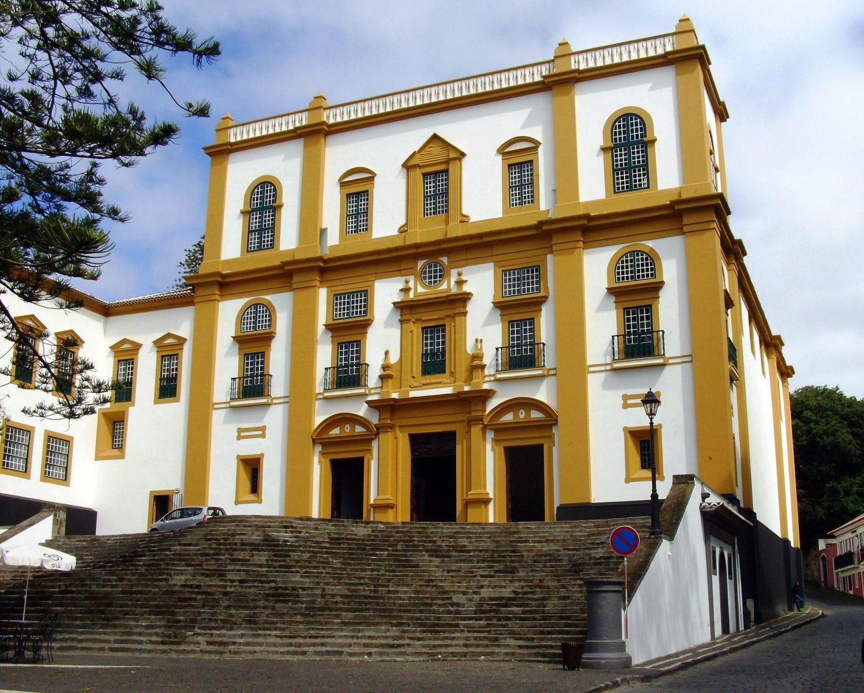 Igreja de Nossa Senhora do Carmo, Angra do Heroísmo, Terceira - Açores