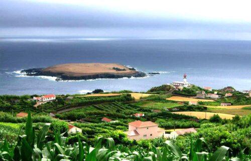 Ilhéu da Ponta do Topo – Ilha de São Jorge