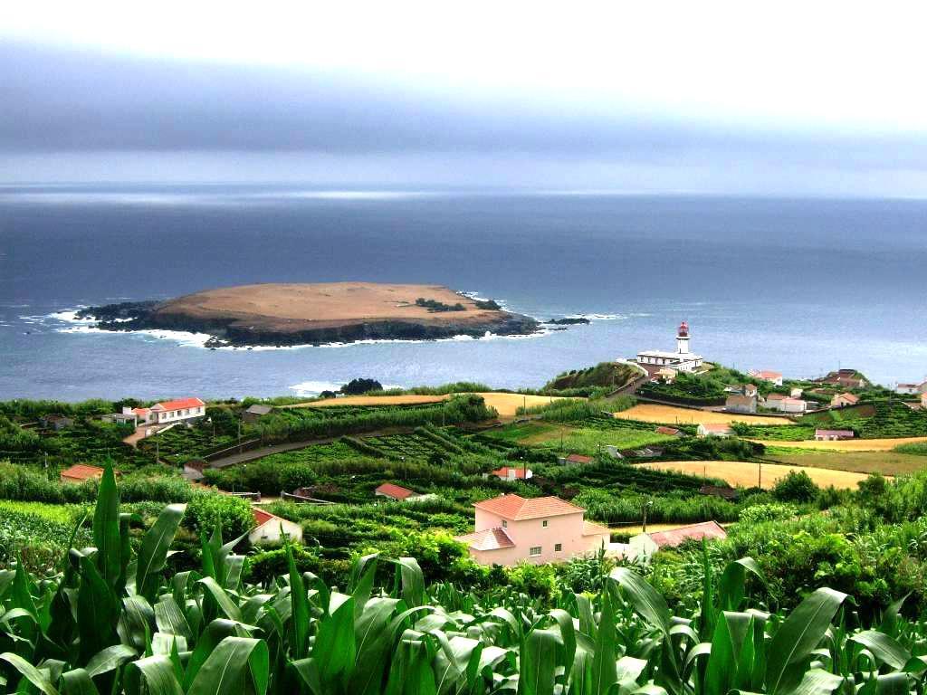 Ilhéu da Ponta do Topo - Ilha de São Jorge, Açores