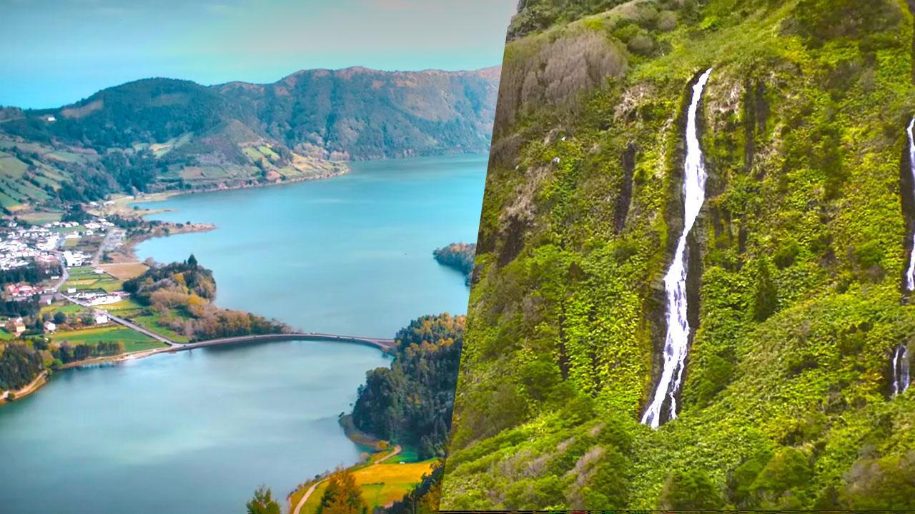 """""""Vídeo da nossa viagem a duas incríveis ilhas dos Açores: Flores e São Miguel"""""""