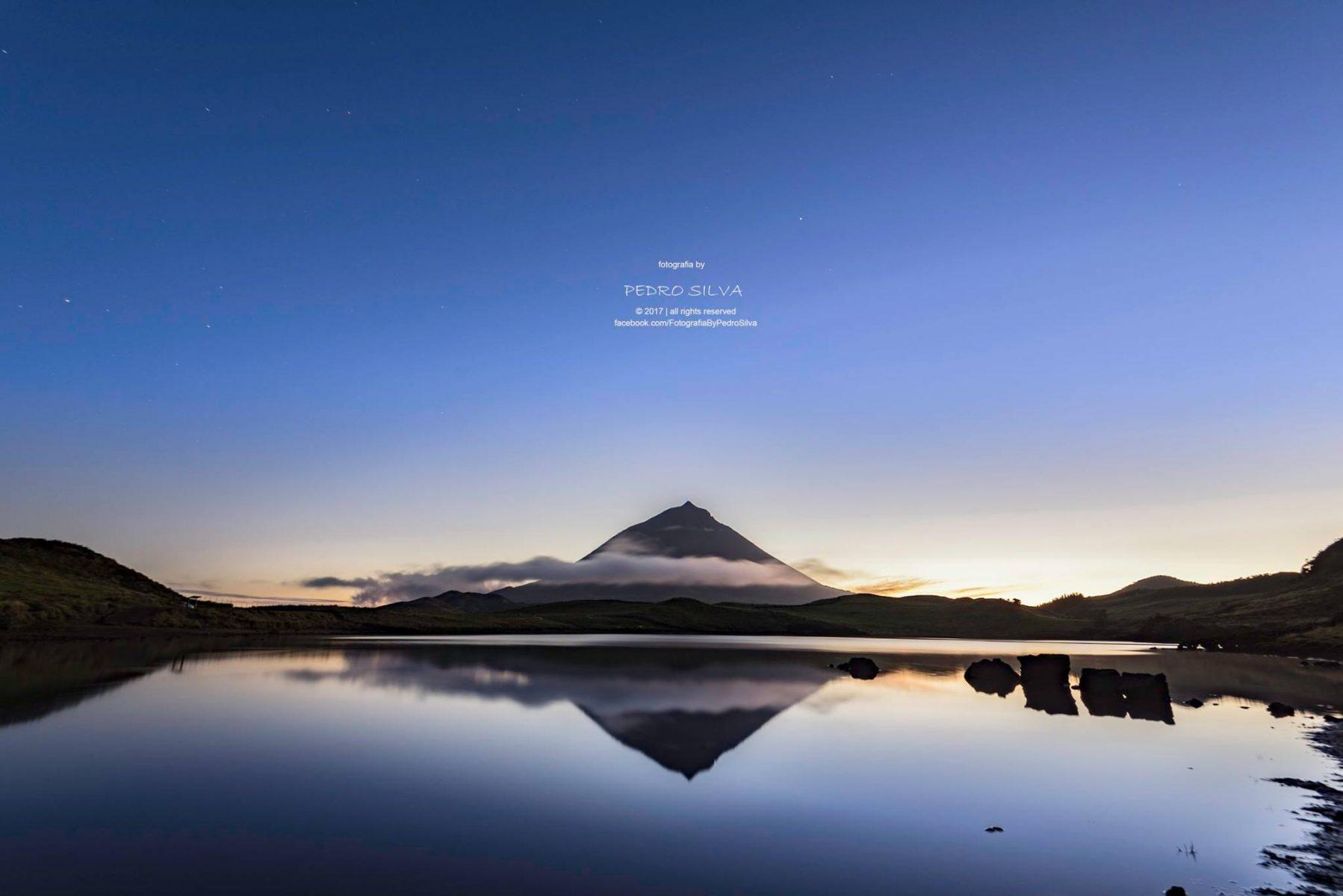 Lagoa Capitão - Pico - Açores