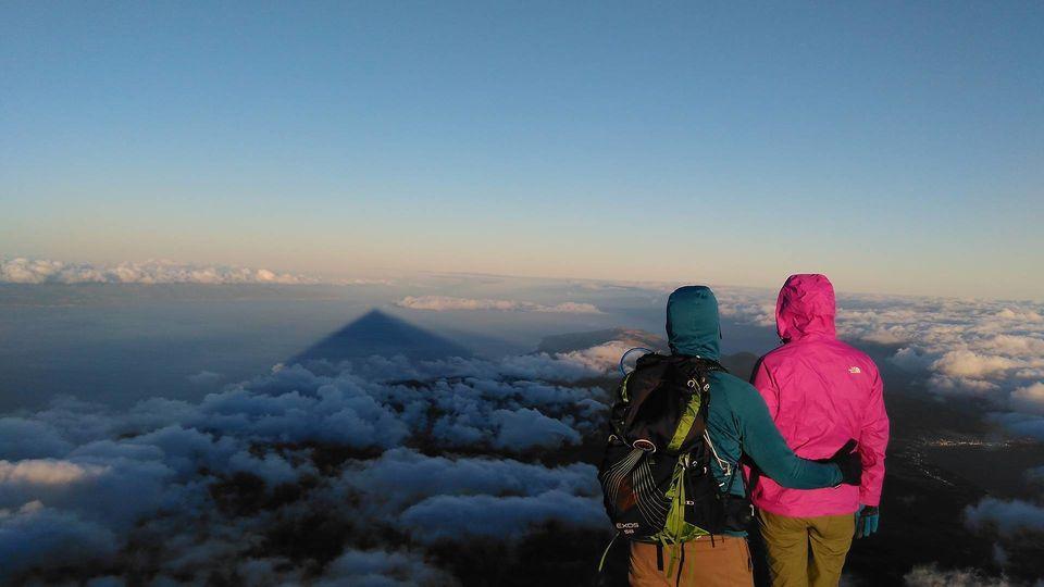 Subida da Montanha do Pico com Pernoita - Tour - Açores