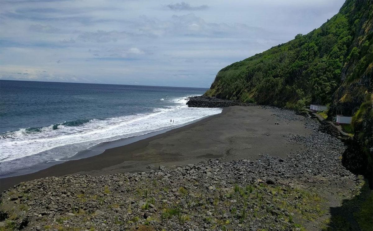 Praia de Lombo Gordo - Nordeste - Açores