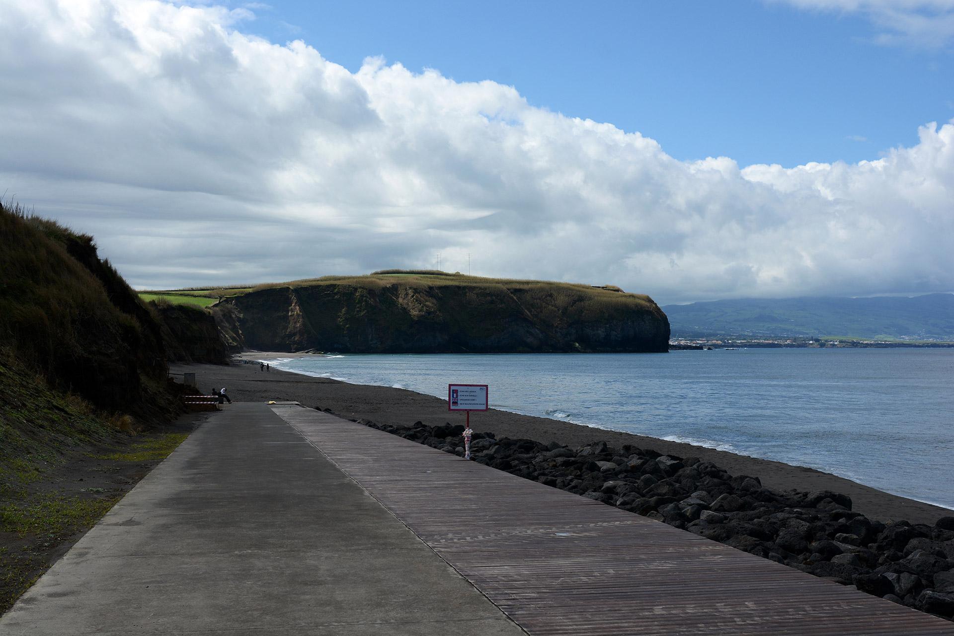 Praia de Santa Bárbara - Praias de São Miguel, Açores