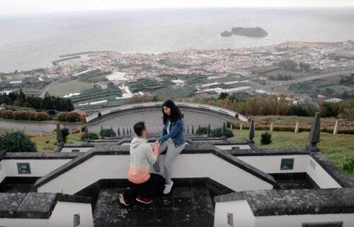 Imagens magníficas de uma escapadinha romântica à Ilha de São Miguel