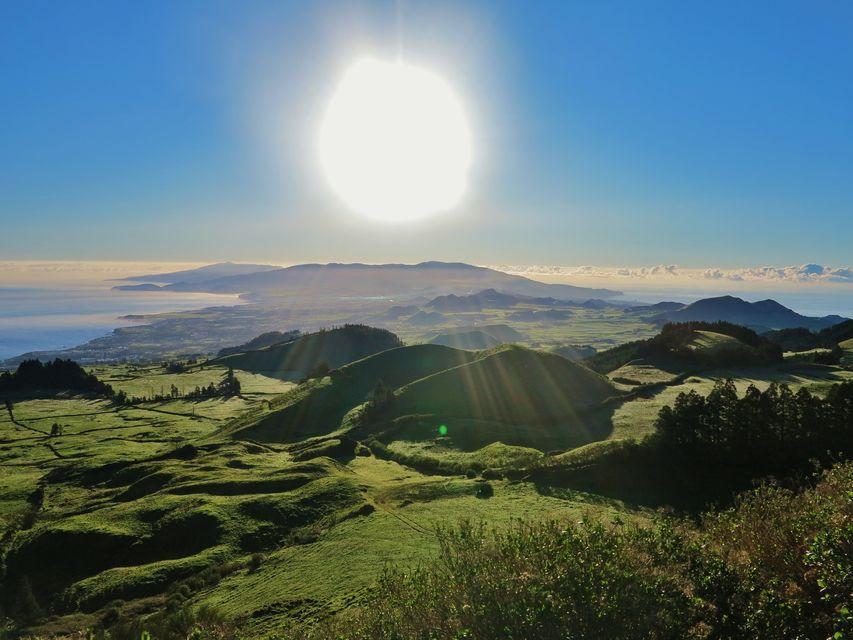 Tour Autocarro - Açores